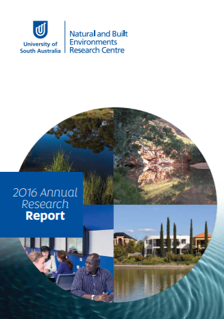 NBERC 2016 Annual Report