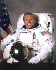 Astronaut Andy Thomas