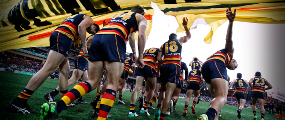 The Adelaide Crows Football Club