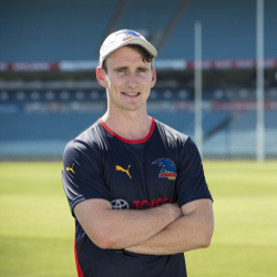 Shane SmallcombeChief Financial Officer, Adelaide Football Club