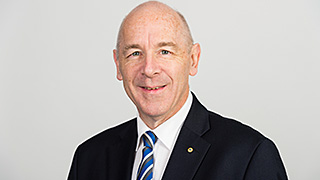 Professor Ian Olver, AM