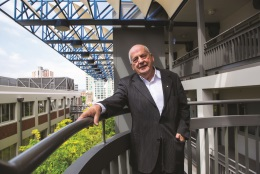 West End architectural pioneer made a UniSA Fellow
