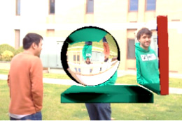 Augmented reality using mobile devices