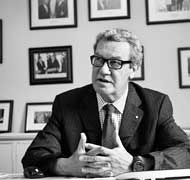 Former Minister of Foreign Affairs, Alexander Downer AC