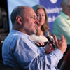 Tim Flannery at the Planet Talks.