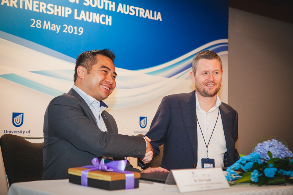 Partnership launch