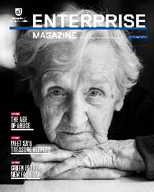 Enterprise Magazine Cover