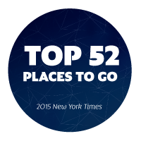 Top 52 places to go