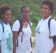 Researchers working in Vanuatu work to make sport a path to lifestyle change