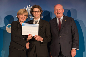 UniSA's NCP Scholarship winners - About UniSA - University of South