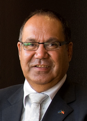 UniSA's Dean of Indigenous Scholarship, Engagement and Research Professor Peter Buckskin