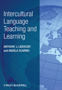 Liddicoat, A.J. and A. Scarino (2013) Intercultural Language Teaching and Learning. Wiley-Blackwell, Oxford