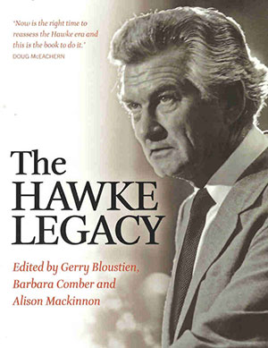 Book cover: The Hawke Legacy