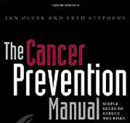 Book cover - The Cancer Prevention Manual: Simple Rules to Reduce the Risks