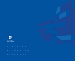 Division of Health Sciences brochure