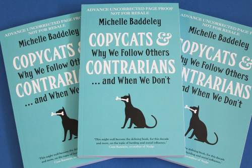 Copycats and Contrarians Book