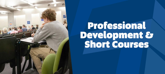 Professional development & short courses