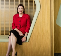 UniSA Deputy Vice Chancellor: Research and Innovation, Professor Tanya Monro