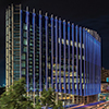 The University of South Australia Cancer Research Institute on North Terrace is a prime example of a smart building.