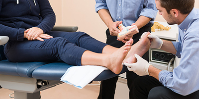 Podiatry Clinic