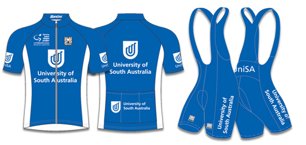 UniSA Cycling Merchandise