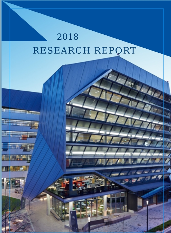 2018 Research Report Cover image