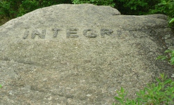 Integrity carving