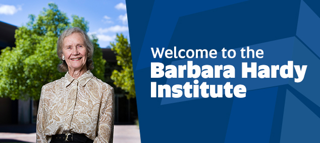 Welcome to the Barbara Hardy Institute