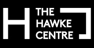 University of South Australia Hawke Centre logo