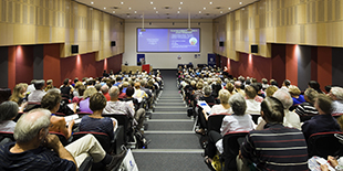 Audience at Successful Ageing Seminar