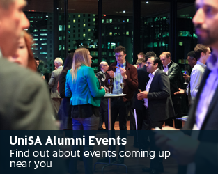 UniSA Alumni Events - Find out about events coming up near you