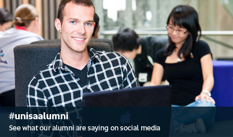 #unisaalumni - See what our alumni are saying on social media