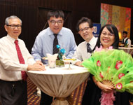 University of South Australia Malaysia Alumni Chapter Committee Members