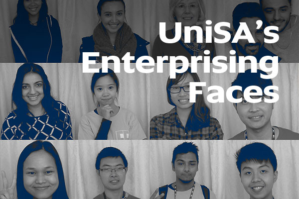 UniSA's Enterprising Faces