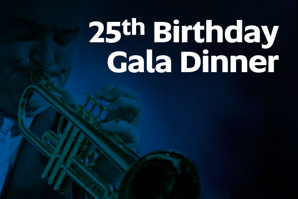 25th Birthday Gala Dinner