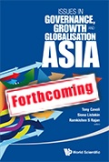 Issues in Governance, Growth and Globalisation in Asia