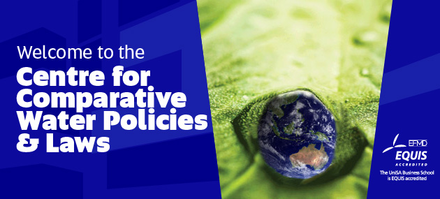 Welcome to the Centre for Comparative Water Policies and Laws