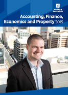 Brochure: Business, Commerce and Finance at UniSA