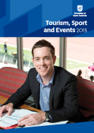 Brochure: Tourism, Sports and Events at UniSA