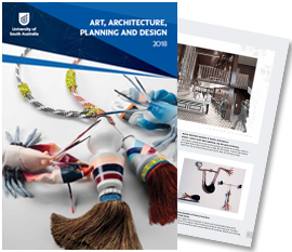 Architecture, Art & Design Brochure
