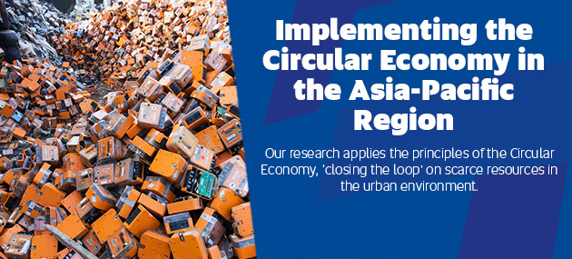 Implementing the Circular Economy in the Asia-Pacific Region