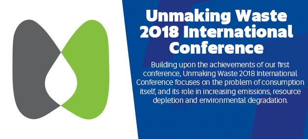 Unmaking Waste 2018 International Conference