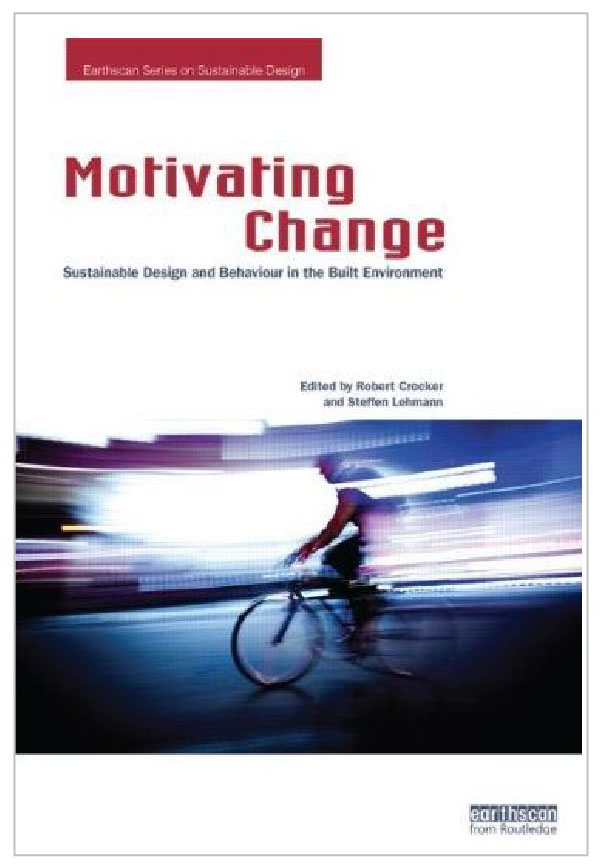 Motivating Change - book cover