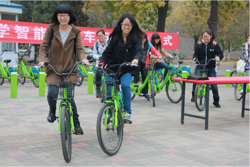 Bike Sharing Program Tianjin