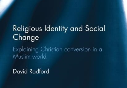 Routledge publish book by Dr David Radford