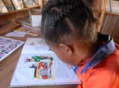 AusAID literacy project