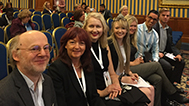 Centre presenters at the 2016 European Academy for Occupational Health Conference in Athens