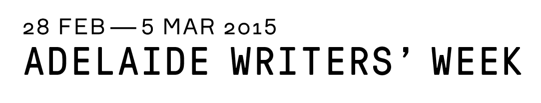 2015 Adelaide Writers Week