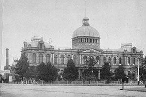 Adelaide International Jubilee Exhibition building