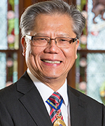 His Excellency the Honourable Hieu Van Le AO